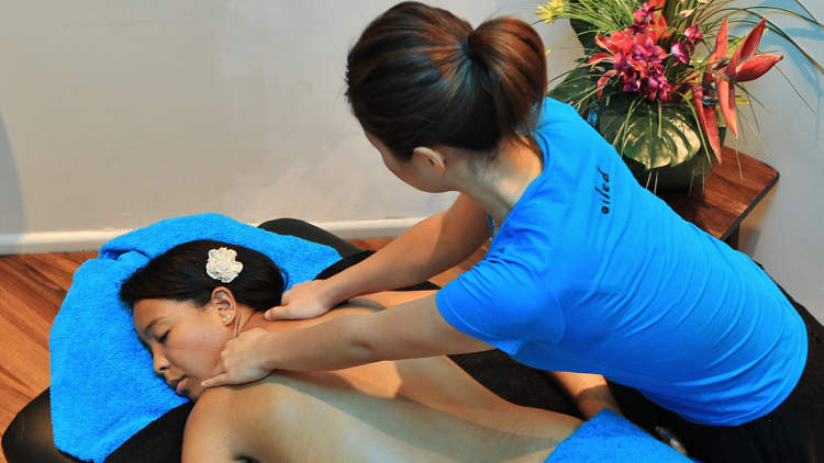 Oiled Massage Salon Green Island