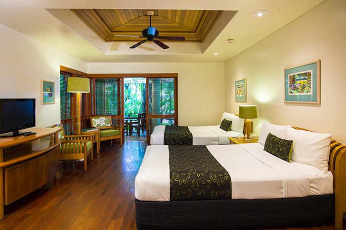 Island Twin Room