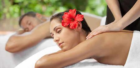 Oiled Massage Salon