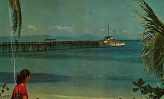 Great Barrier Reef Theatre 1960