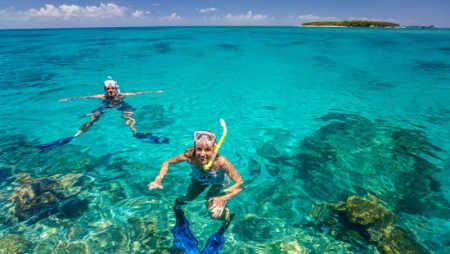 Green Island activities